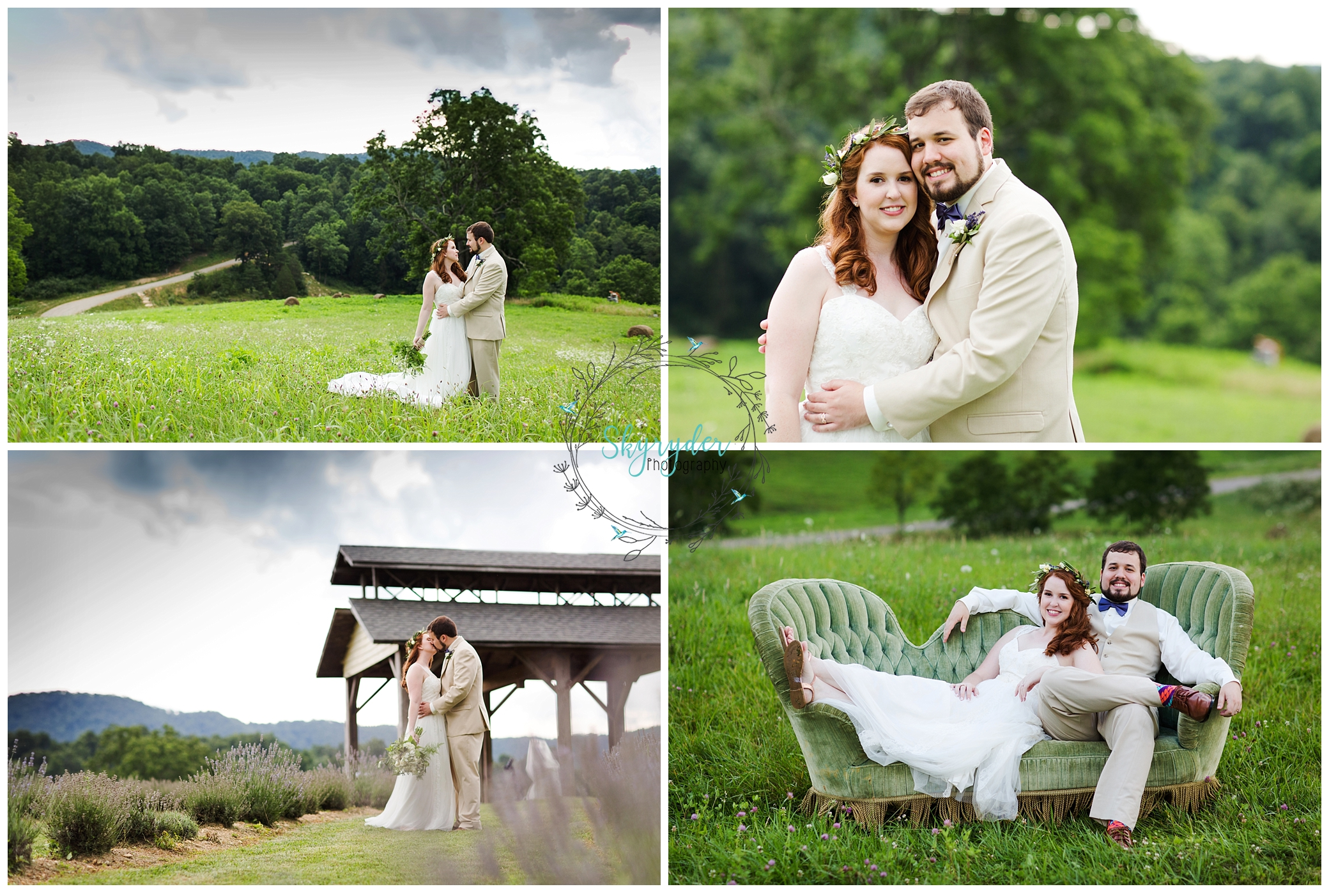 blacksburg wedding photographer skyryder