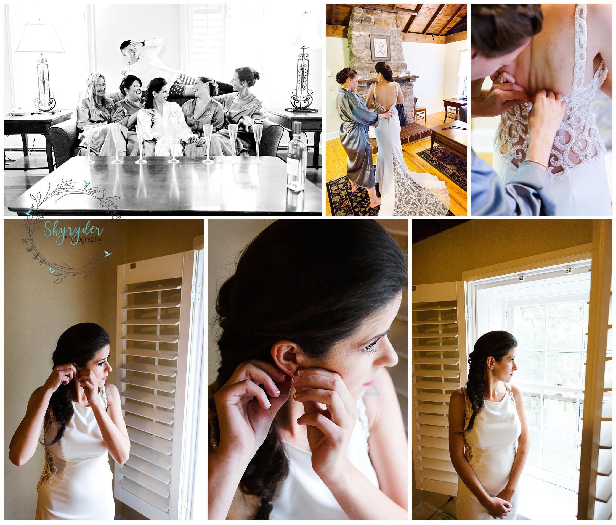 Danielle + Lindsay | Mountain Lake Wedding Photographer