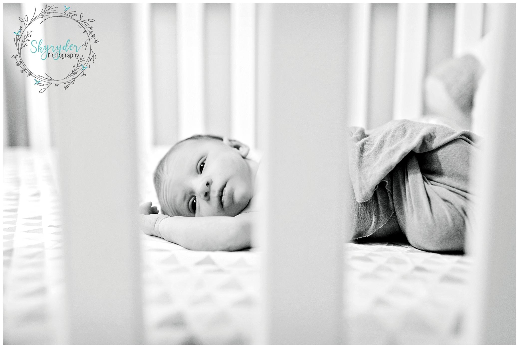 Baby Kendall | Blacksburg Lifestyle Newborn Photographer