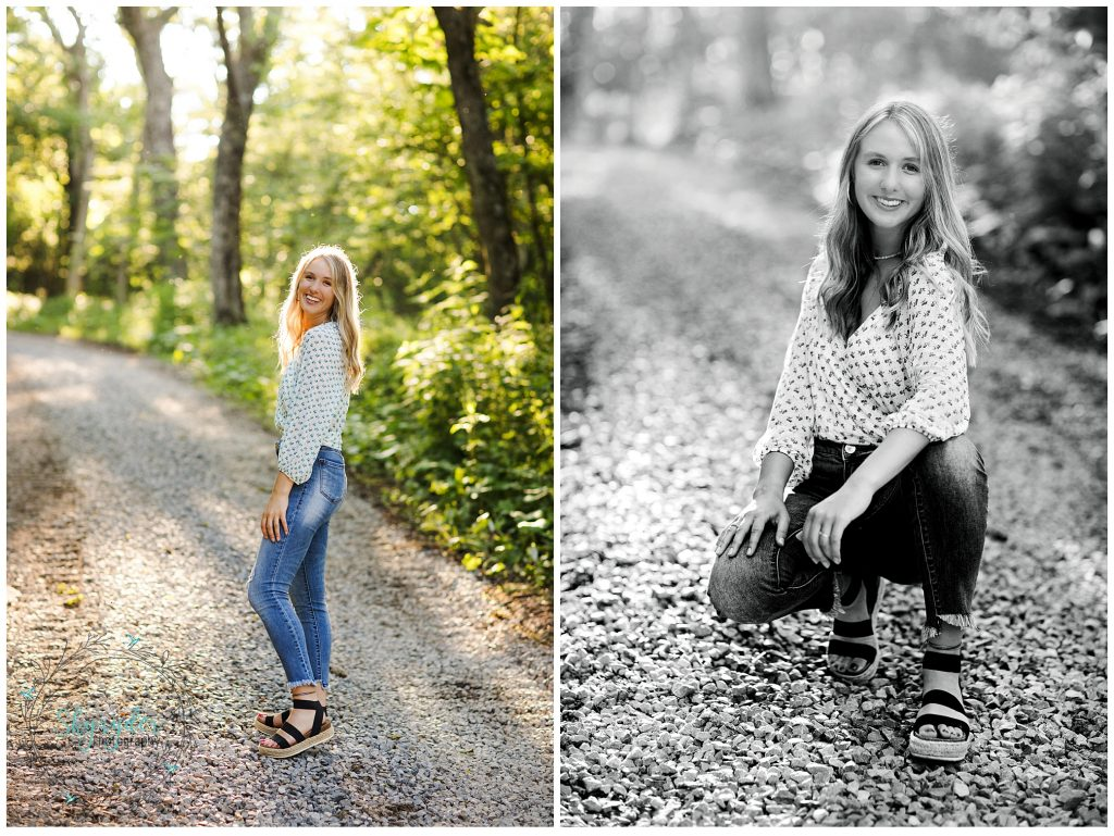 Elisabeth | Blacksburg High School Senior Portrait Photographer