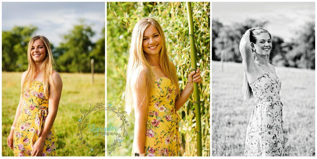 Katie C | Blacksburg High School Senior Portrait Photographer