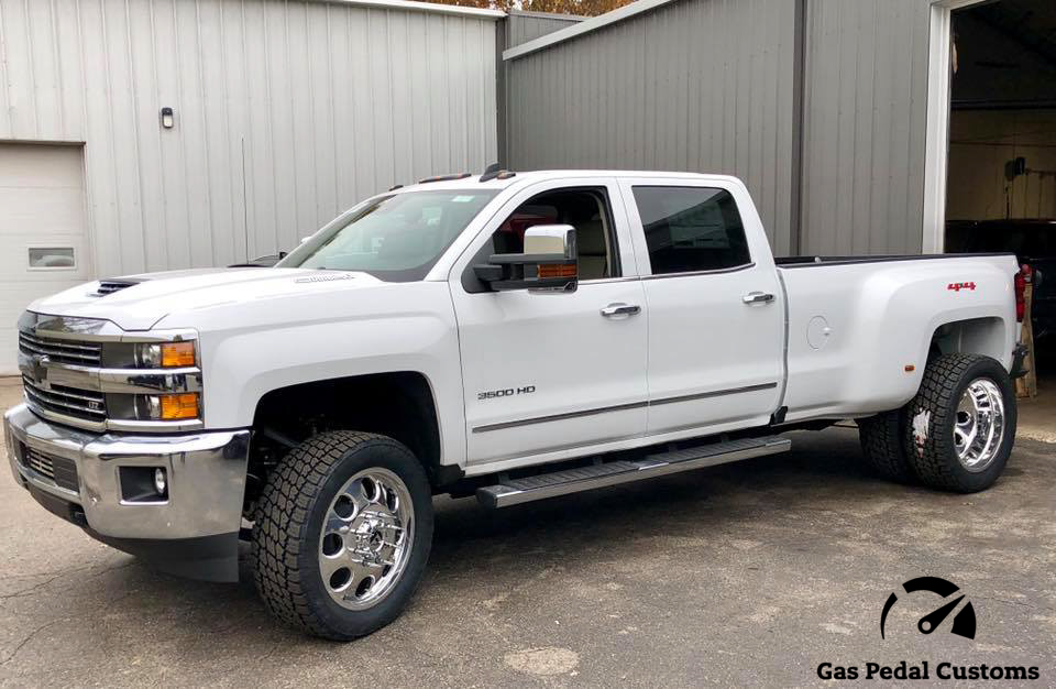 Chevy Silverado 3500 HD Dually