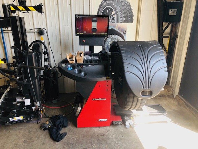 Gas Pedal Customs - Shop Equipment