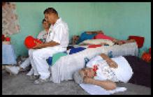 peregrinación en Espinaz