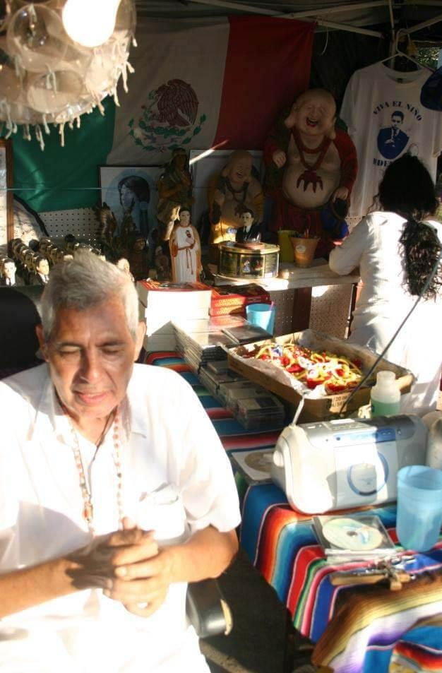 Edinburg Curandero Alberto Salinas, Jr.