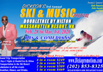 Dicko's Skifest Weekend 2020