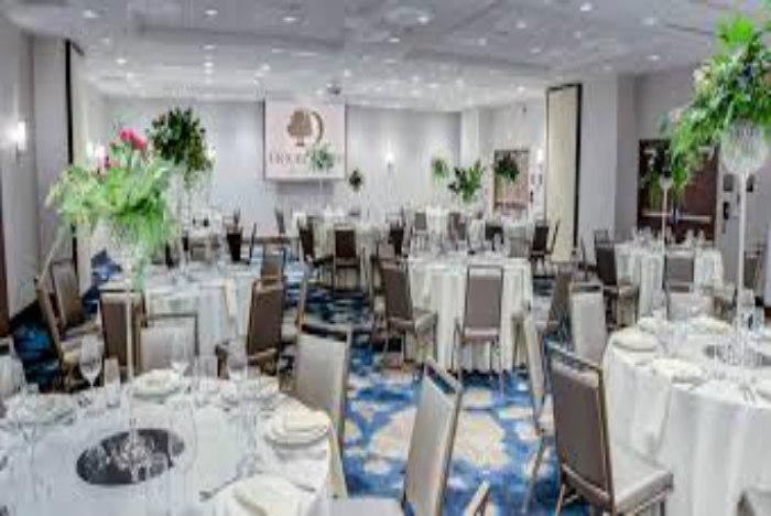 DoubleTree by Hilton Harrisonburg ballroom700