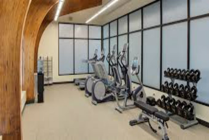DoubleTree by Hilton Harrisonburg gym700