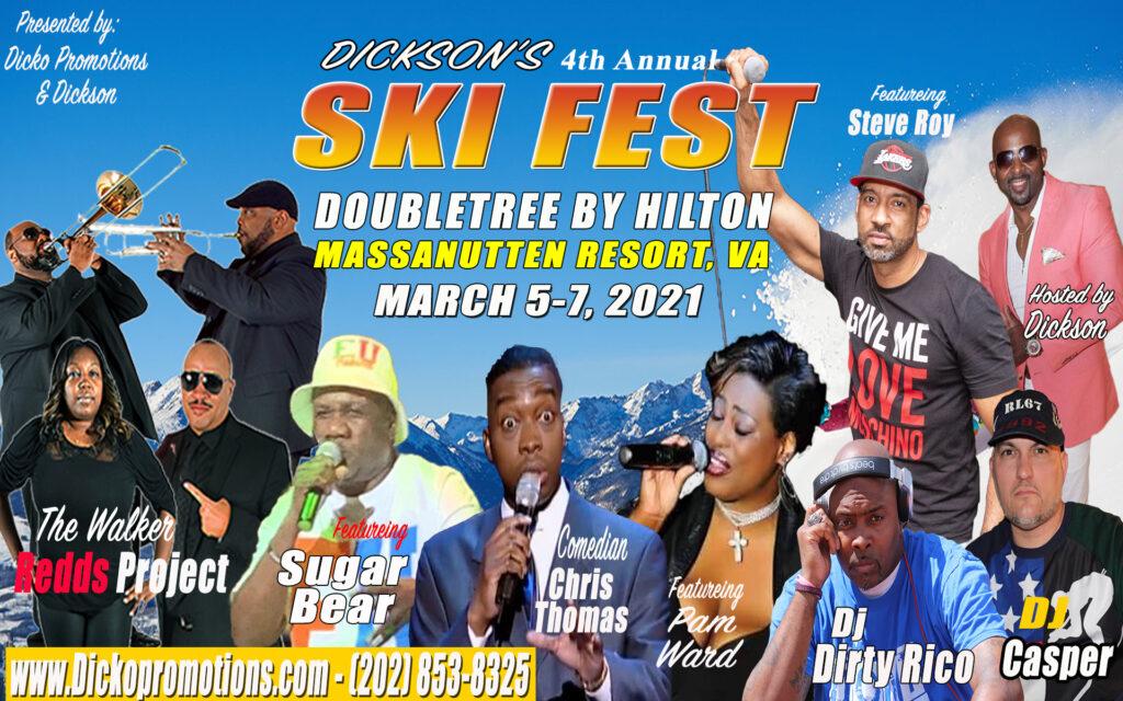 Dicko's Ski Musicfest 2021