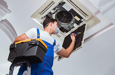Residential HVAC Repair Service