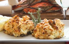 Super Bowl Crab Cakes