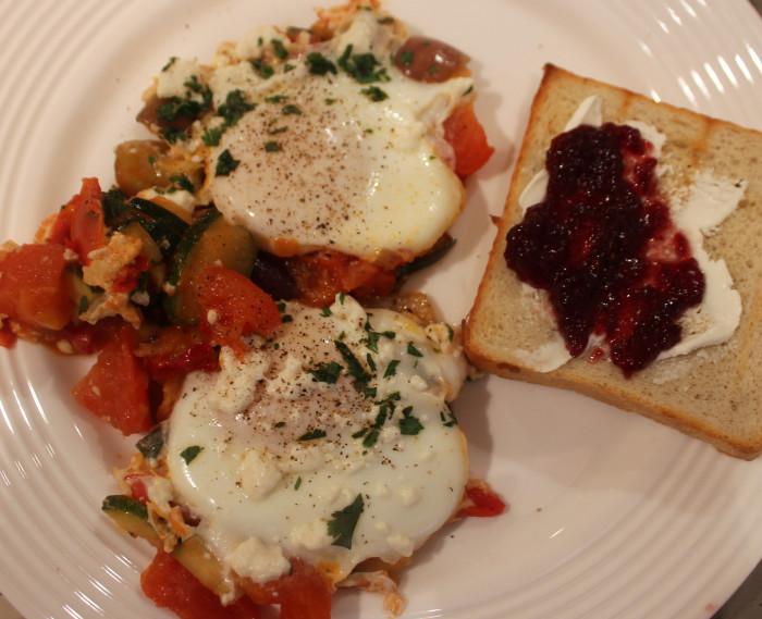 Power Breakfast: Mexican Style