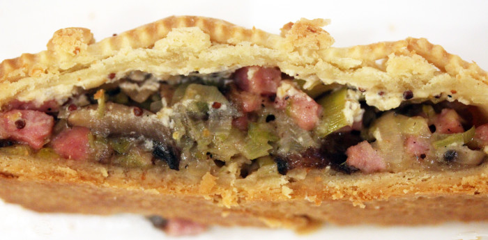 wc Ham Pie Slice