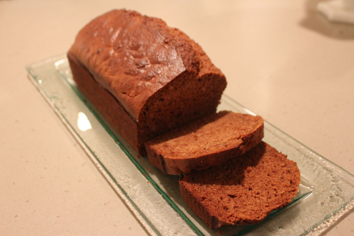 Honey Cake with Orange Buttercream from Scandinavia Baking by Trine Hahnemann
