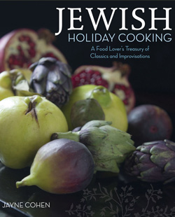 Jewish Holiday Cooking by Jayne Cohen