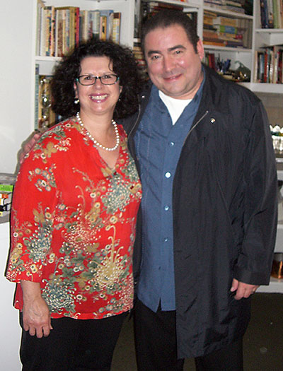Emeril Comes to Cooking by the Book