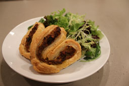 Savory Palmiers from Ina Garten