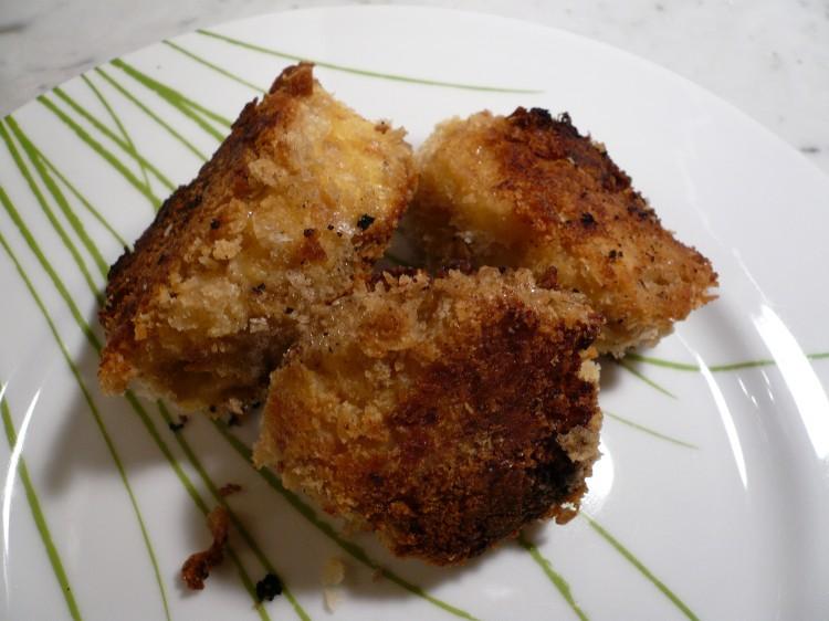 Potato Galettes Using Leftover Mashed Potatoes