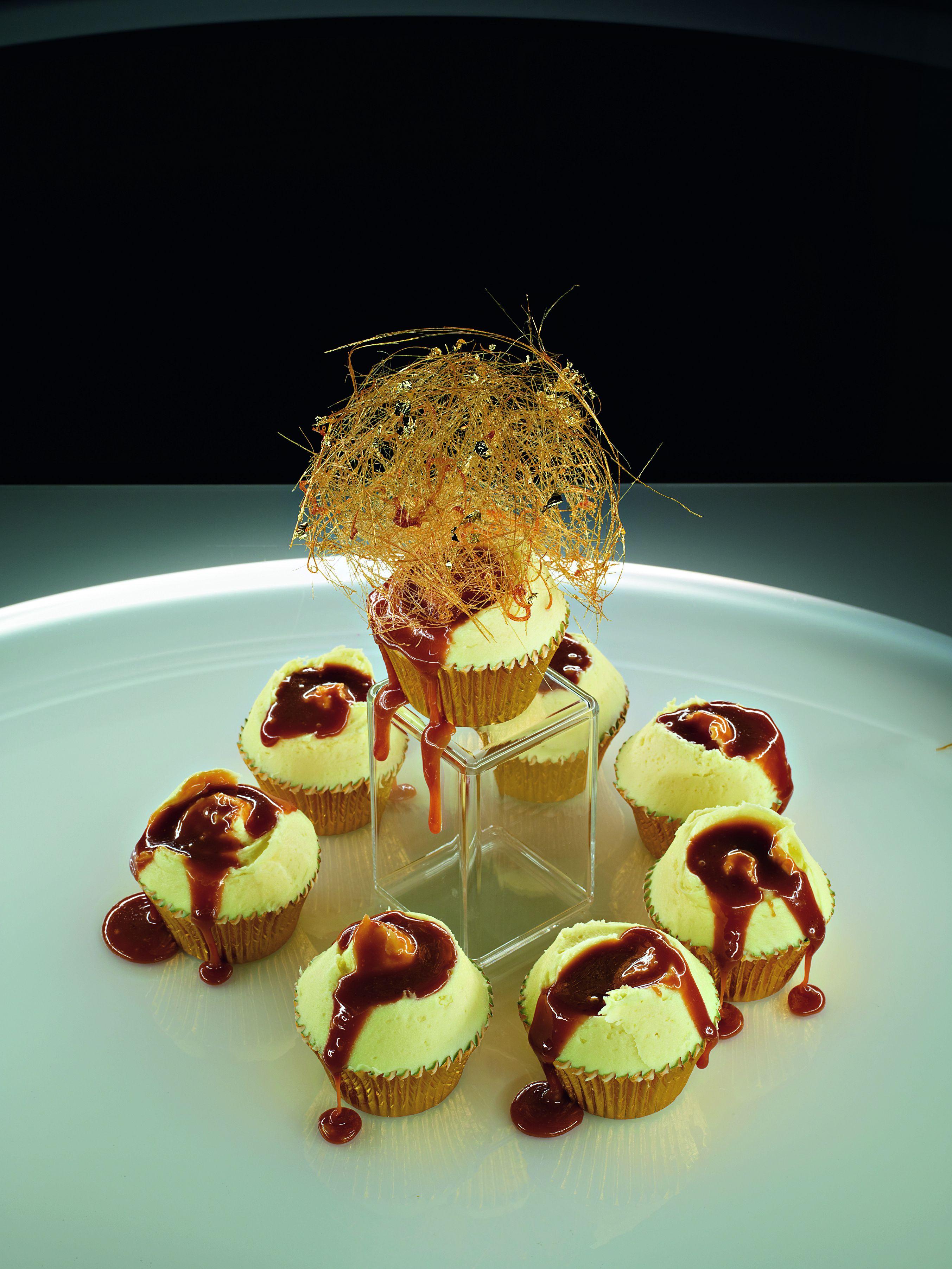 TBT Recipe: Salted Butter Caramel Cupcakes