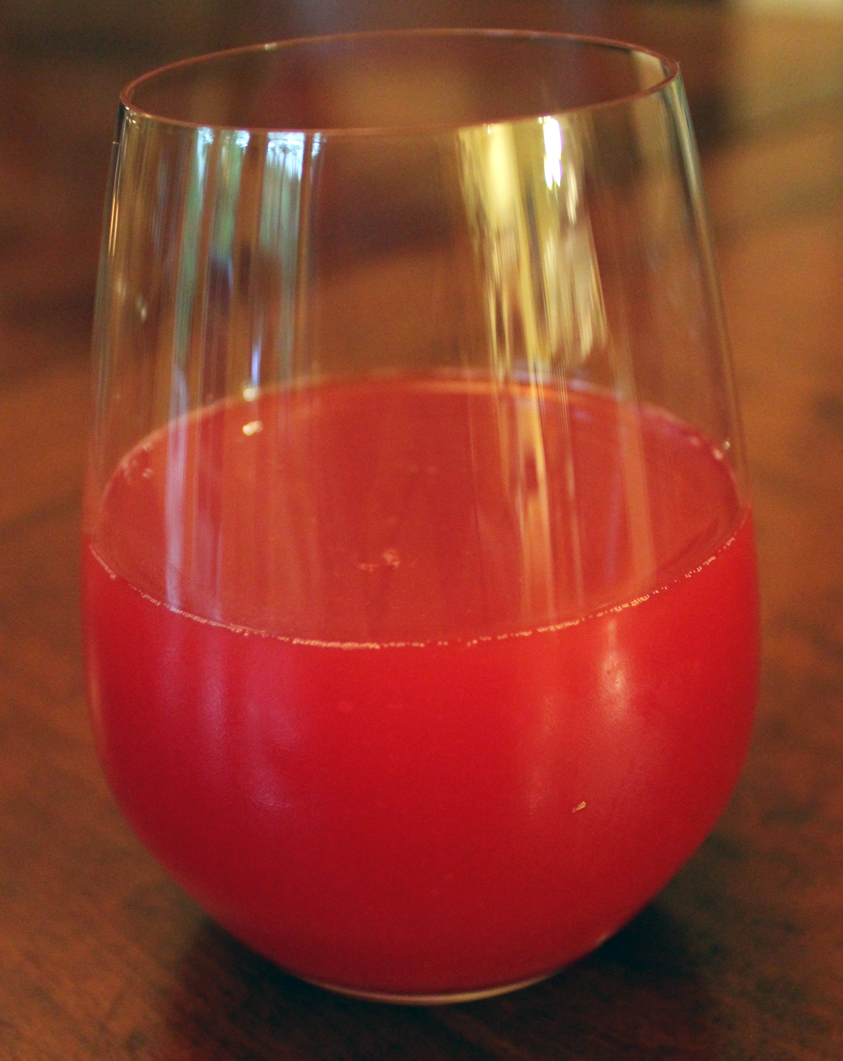 TBT Recipe: Raspberry Adobo Agua Fresca