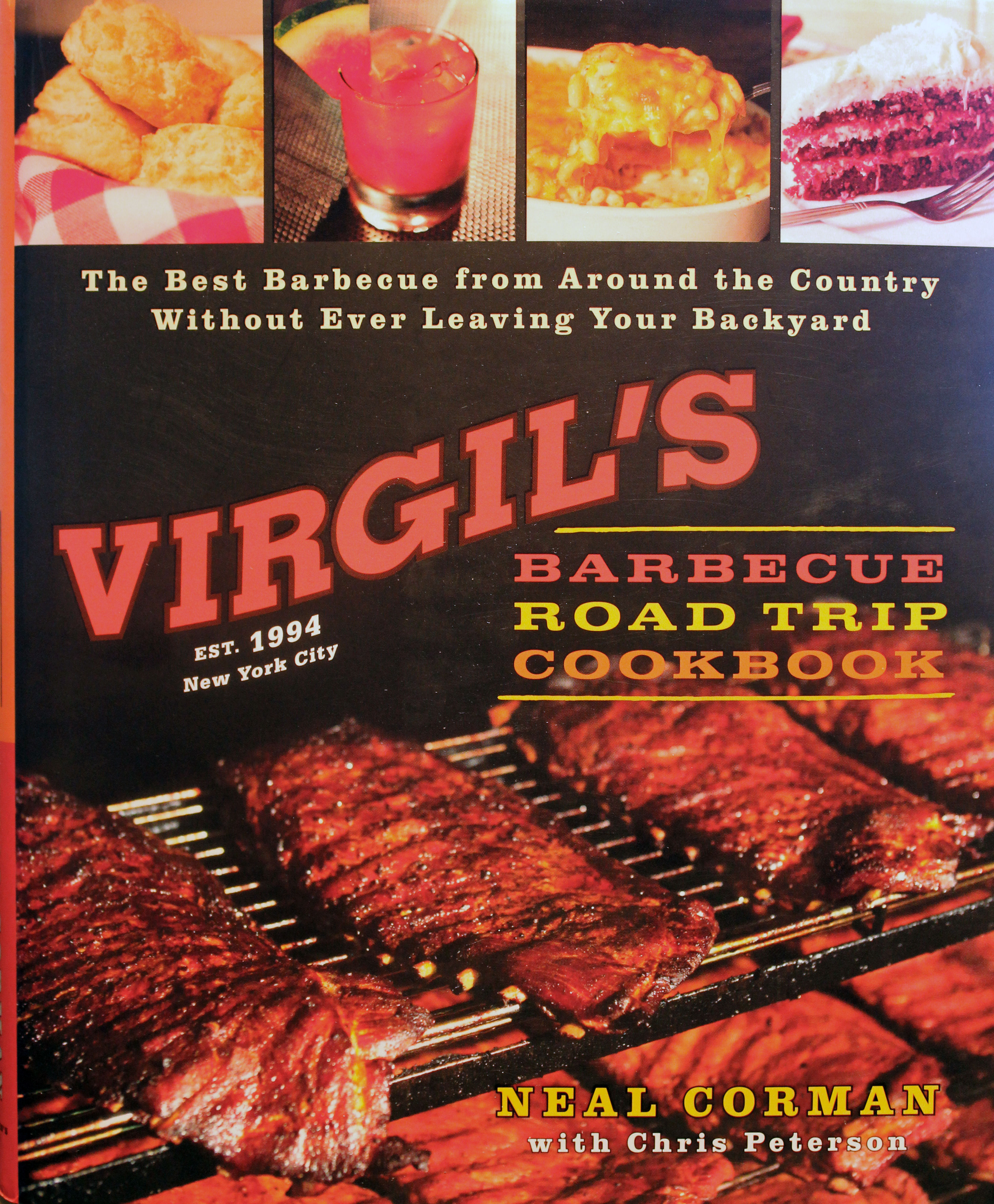TBT Cookbook Review: Virgil's Barbecue Road Trip