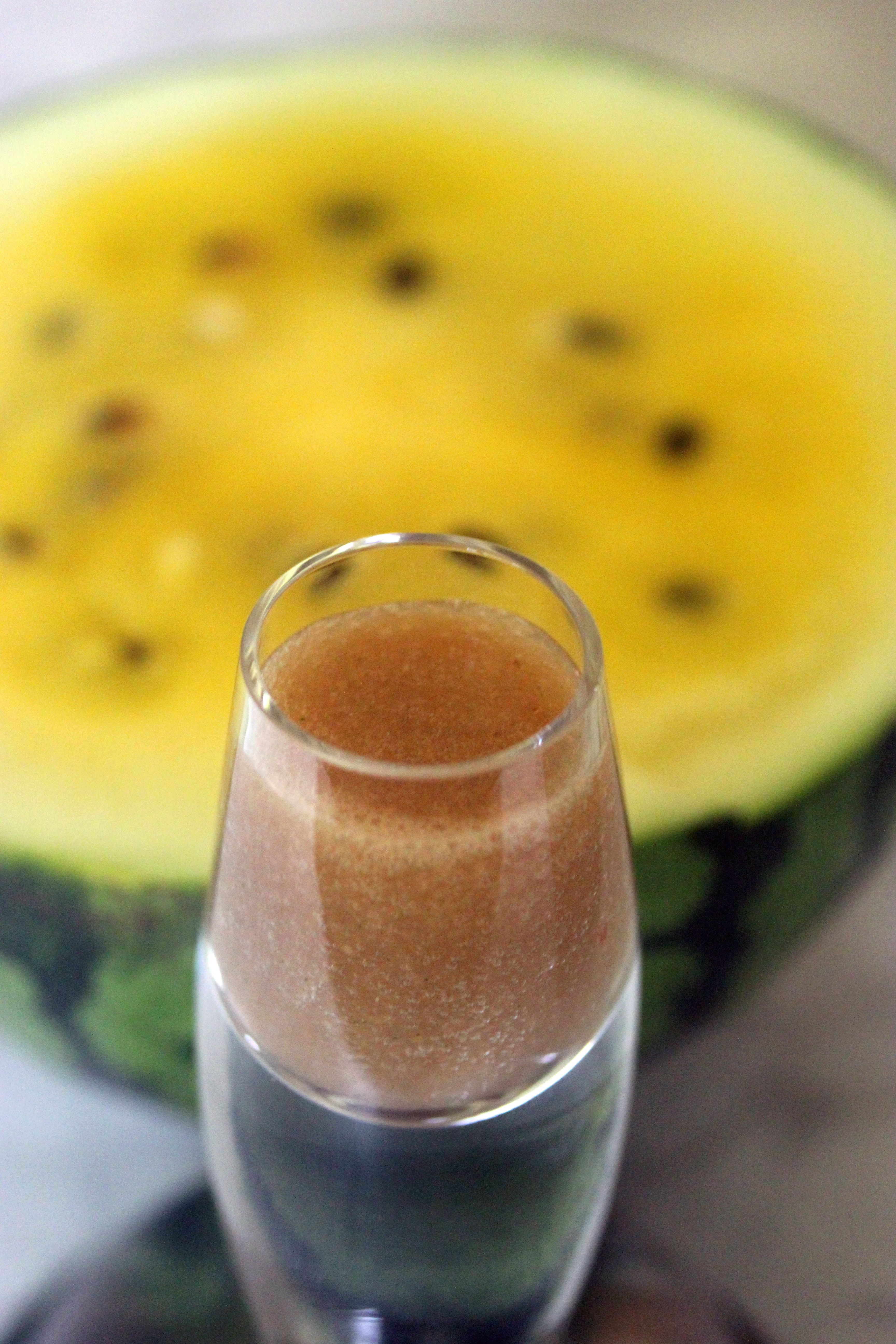 TBT Recipe: Watermelon, Mint and Chile Gazpacho