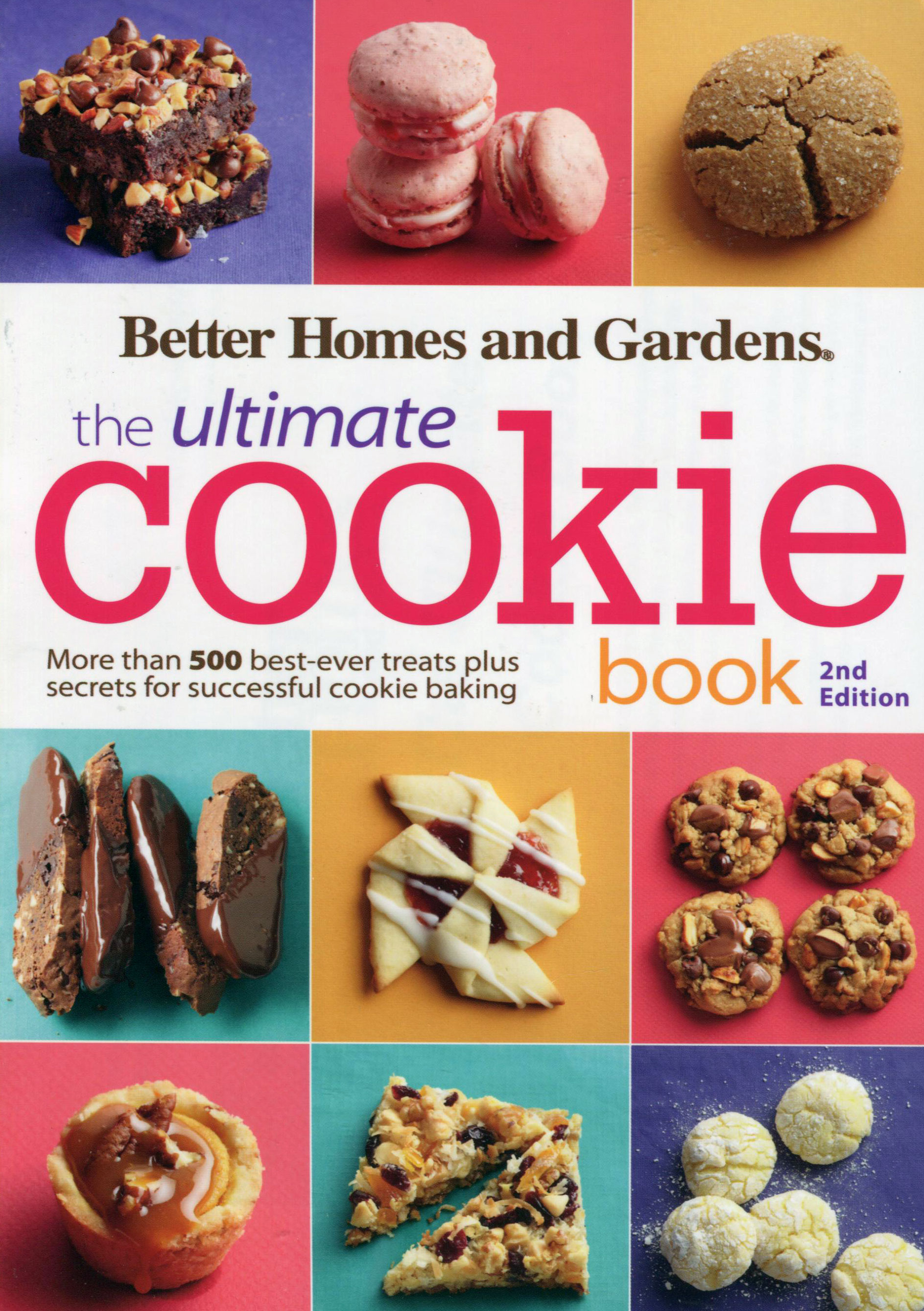TBT Cookbook Review: The Ultimate Cookie Book