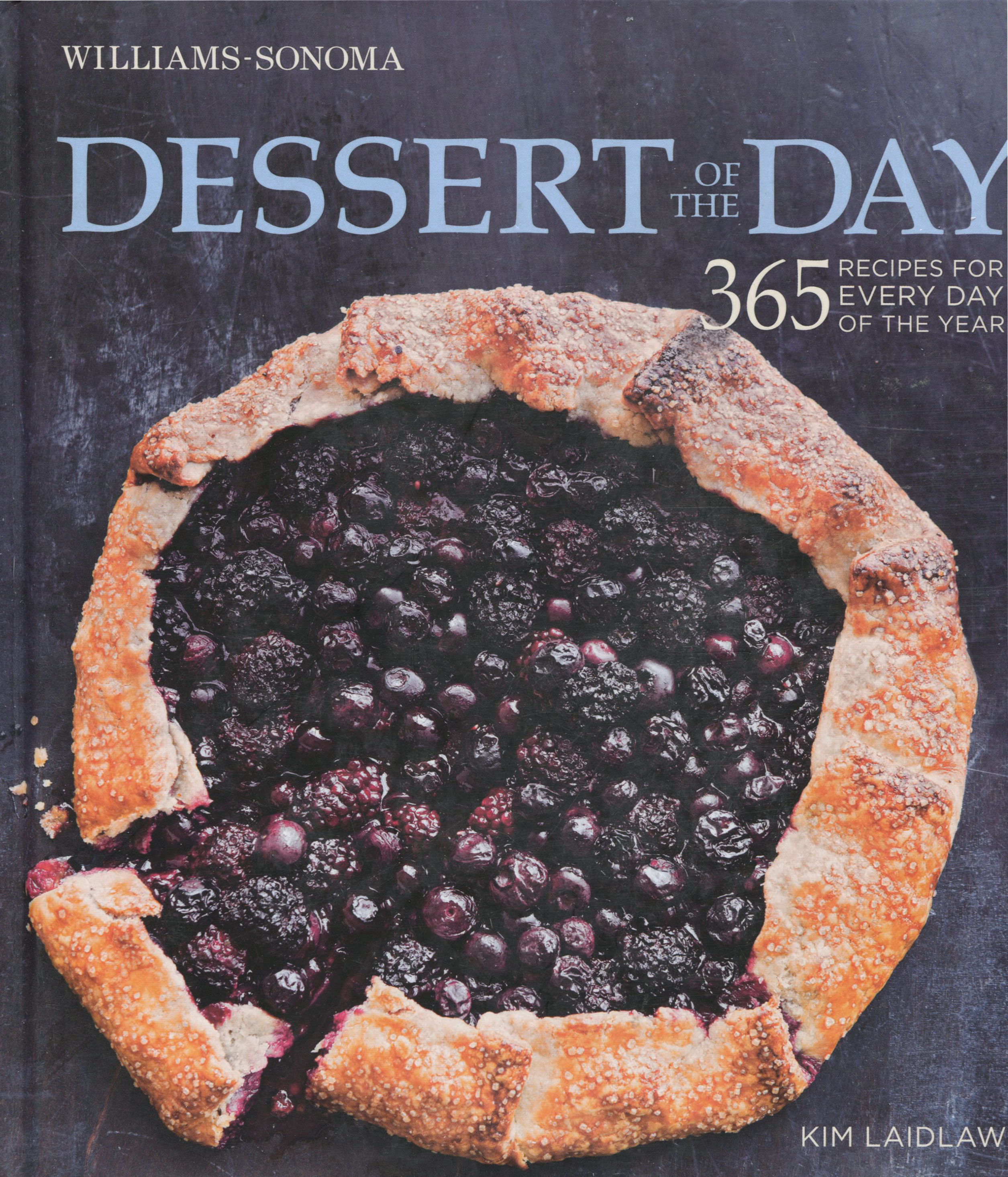 TBT Cookbook Review: Dessert of the Day by Kim Laidlaw