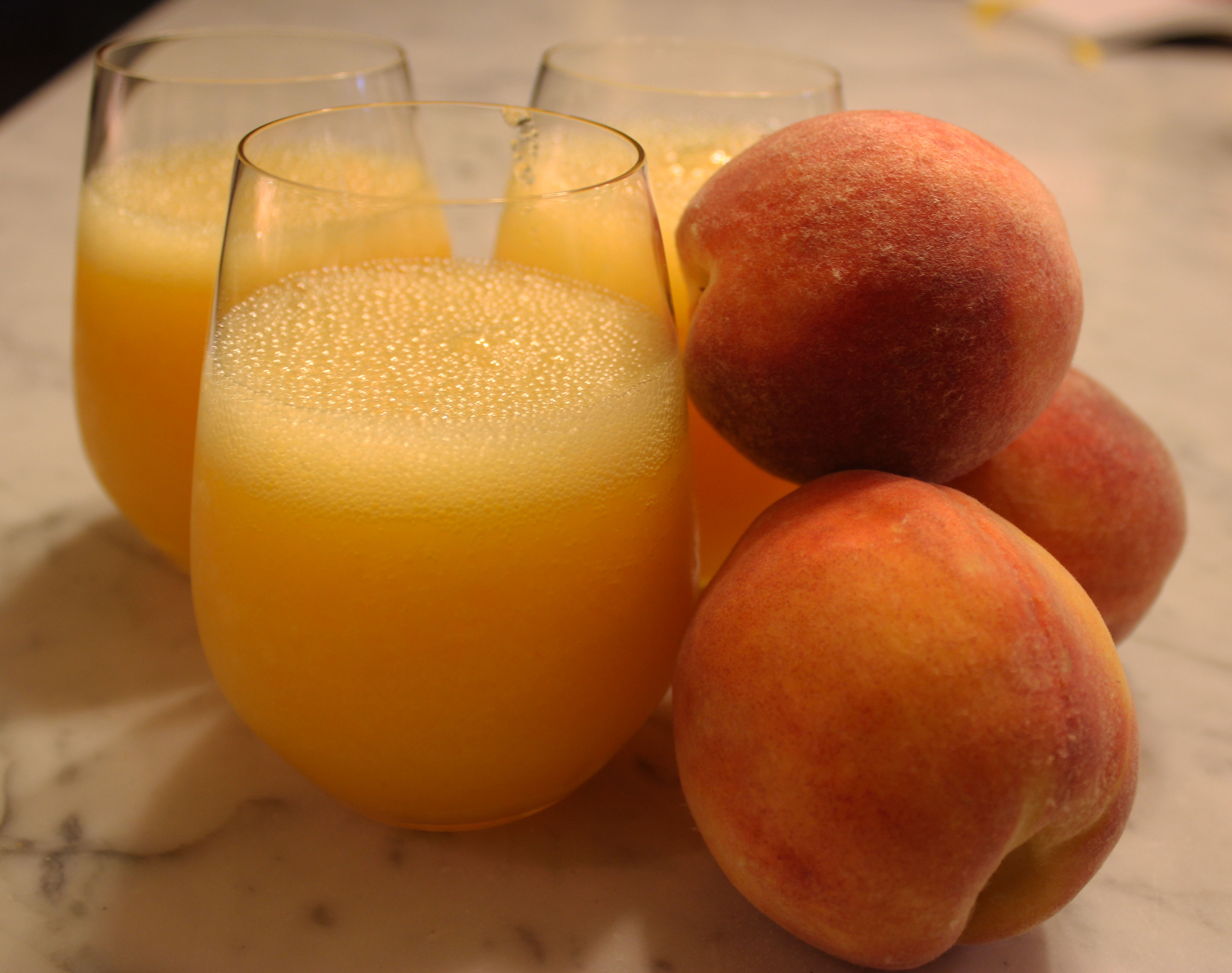 TBT Recipe: Hill Country Peach Fuzzies with Amendments
