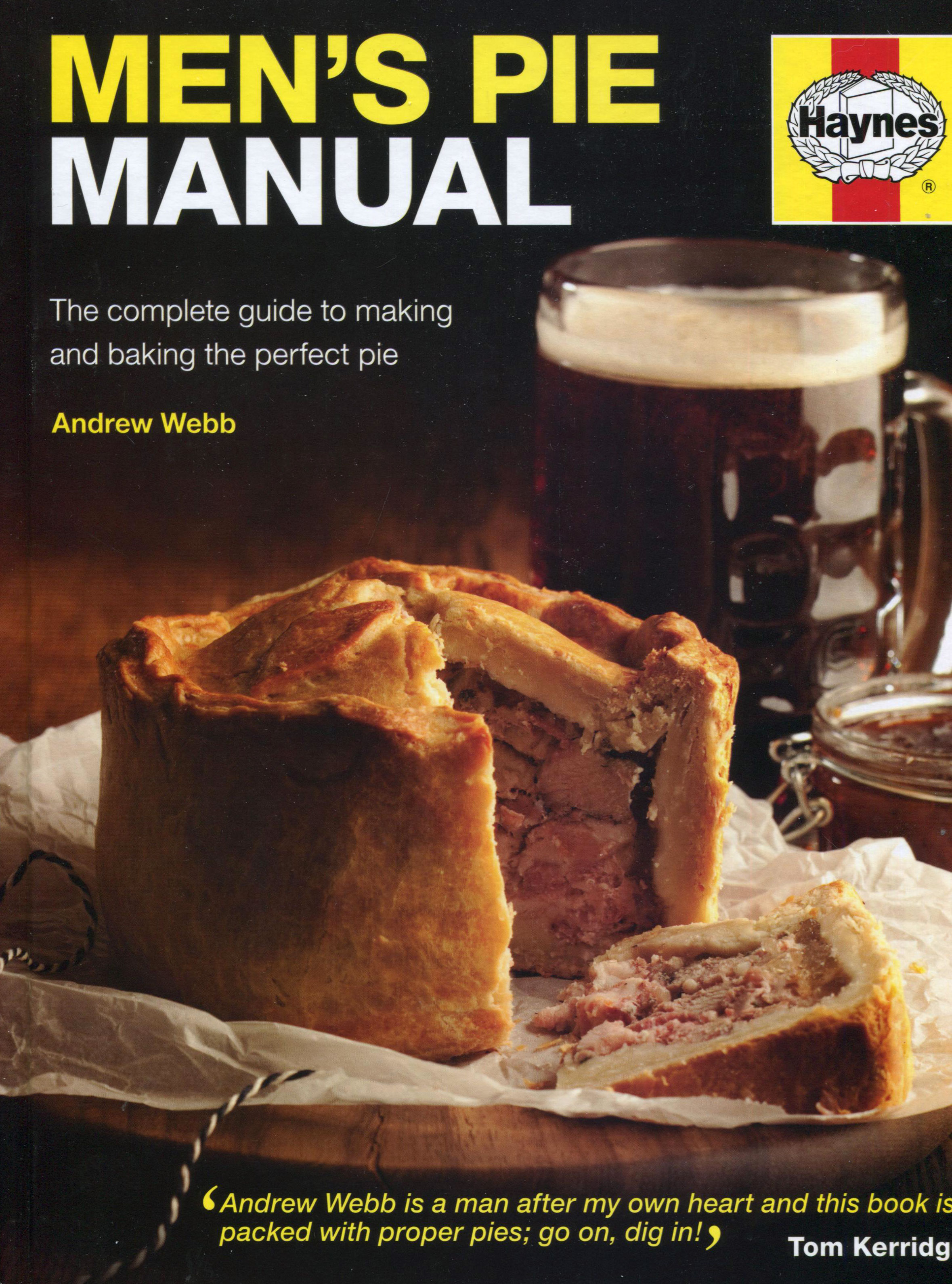 Best of Cookbook Review: Men's Pie Manual