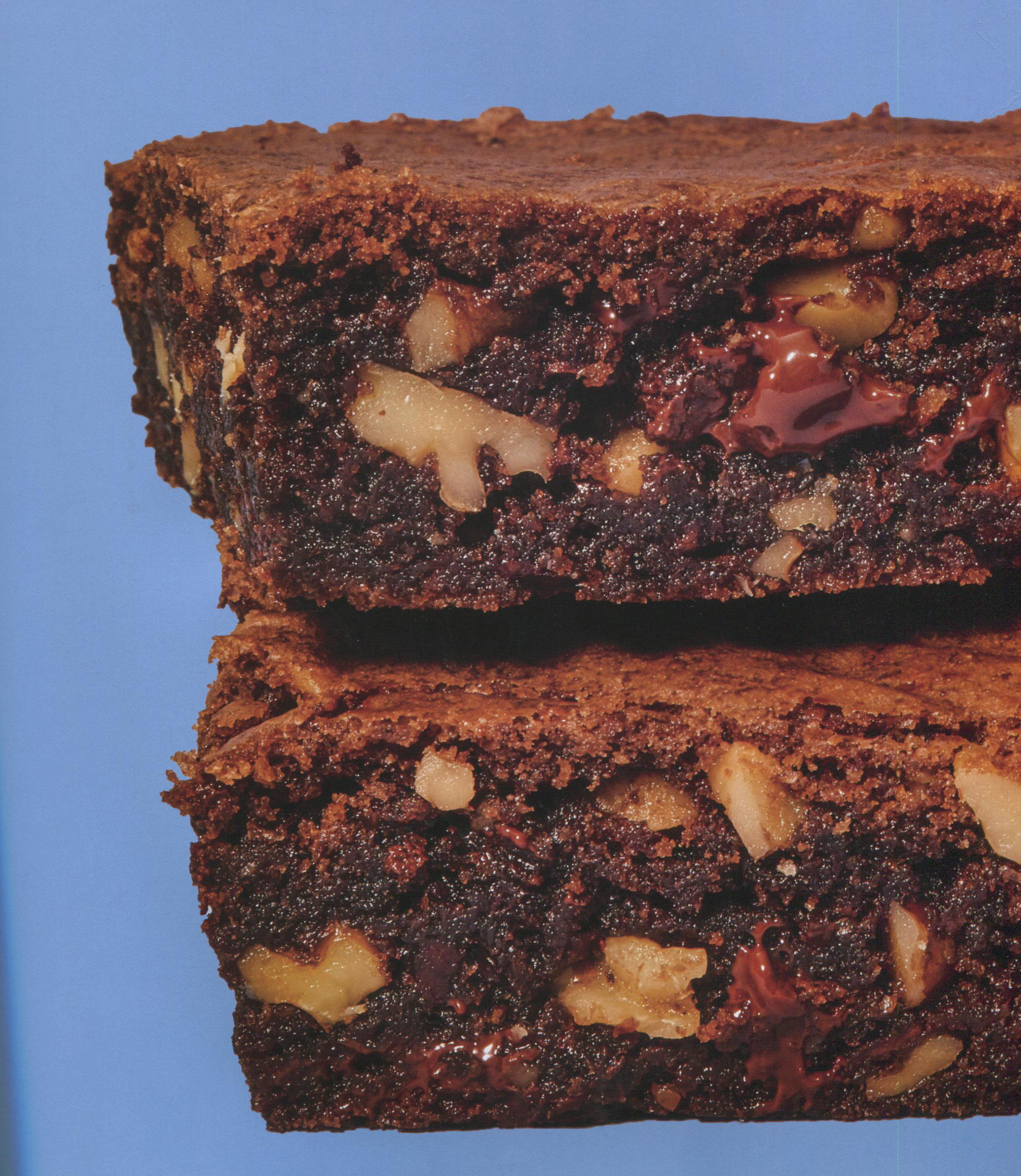 TBT Recipe: Fudgy Mocha Bars from Dorie Greenspan