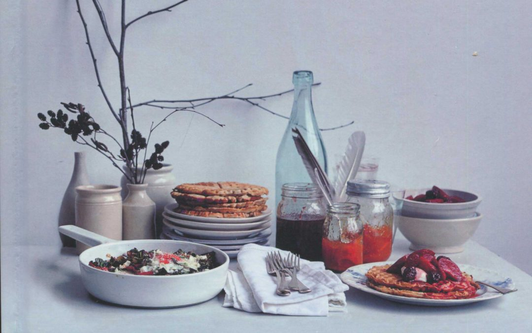 Cookbook Review: Gatherings by Flora Shedden