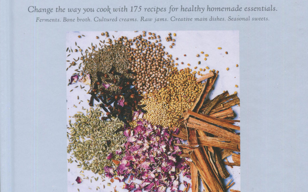 Cookbook Review: The Wholefood Pantry by Amber Rose