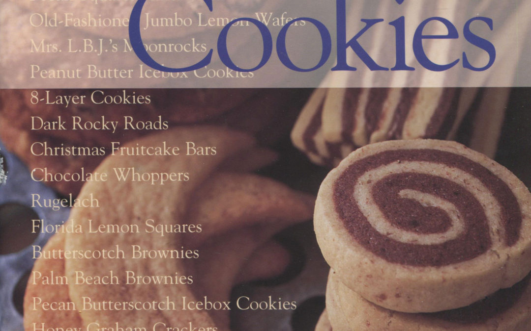 TBT Cookbook Review: Maida Heatter's Cookies