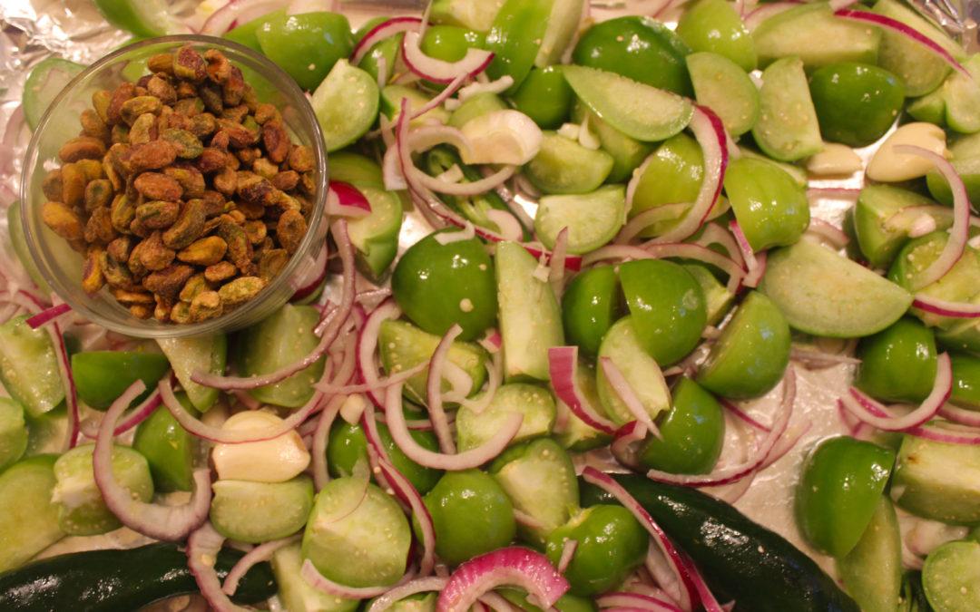 Pistachio Mole from The L.A. Cookbook