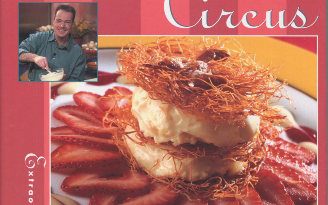 TBT Cookbook Review:  Dessert Circus by Jacques Torres