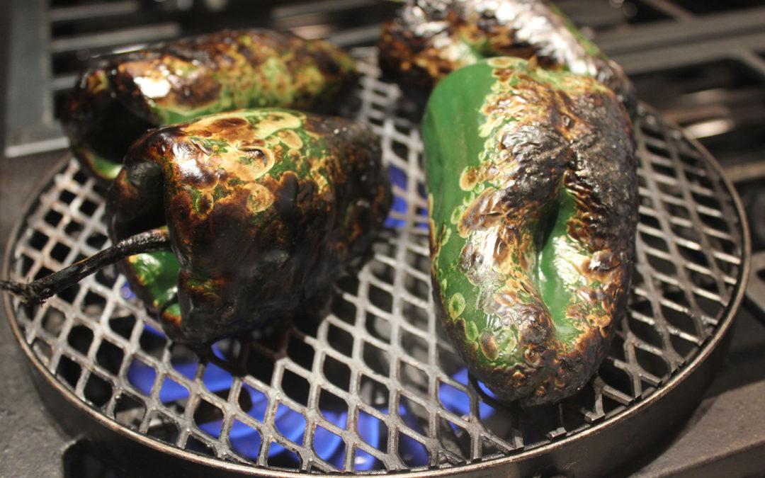 TBT Recipe: Caramelized Poblano and Onion Dip