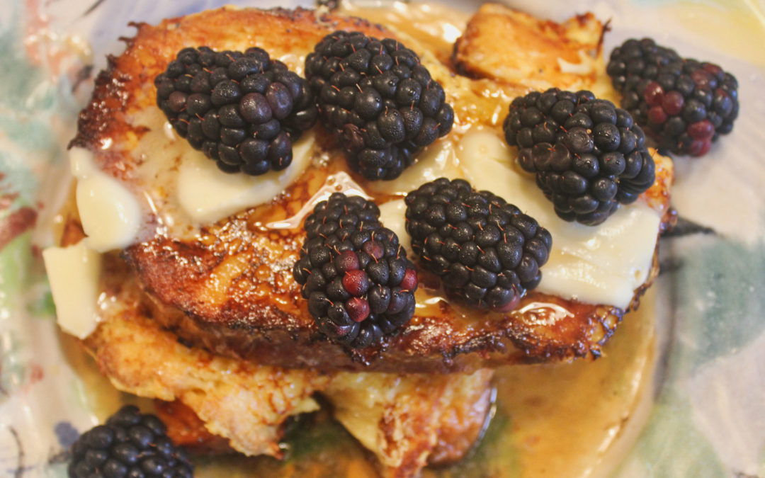 Brian's Rich French Toast