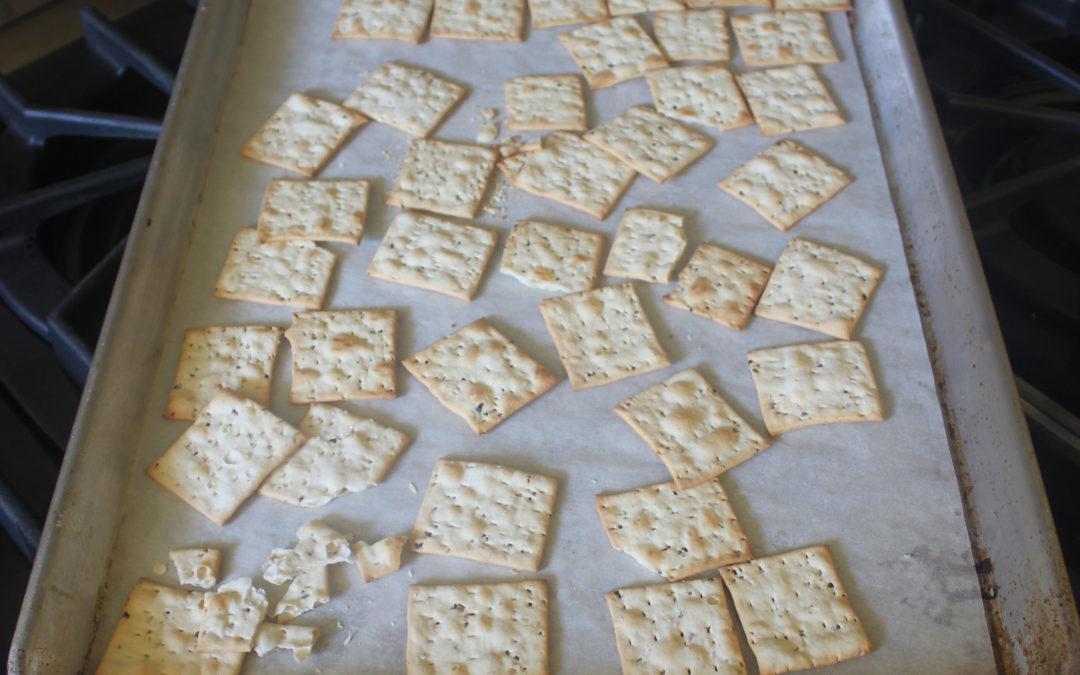 Refreshing Crackers