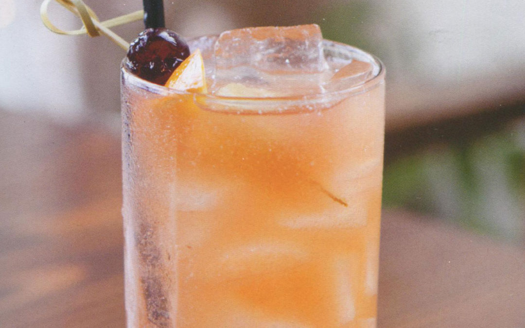 Mai Tai Kwon Do from Field Guide to Bitters and Amari