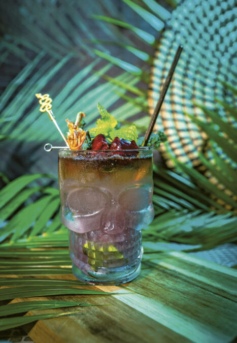 Zombie: A Cocktail from Tiki: Modern Tropical Cocktails