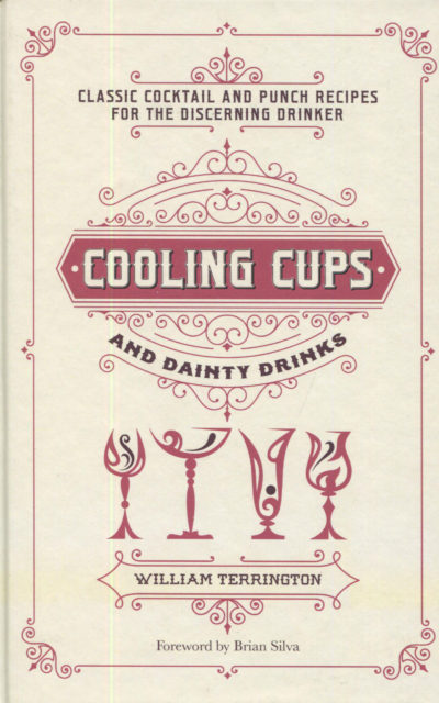 Cookbook Review: Cooling Cups and Dainty Drinks