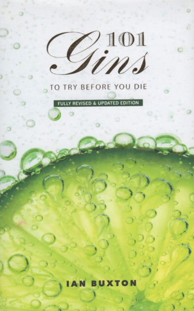 Cookbook Review: 101 Gins to Try Before You Die