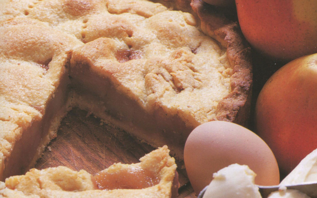 Fall Pear Pie from Piedmont