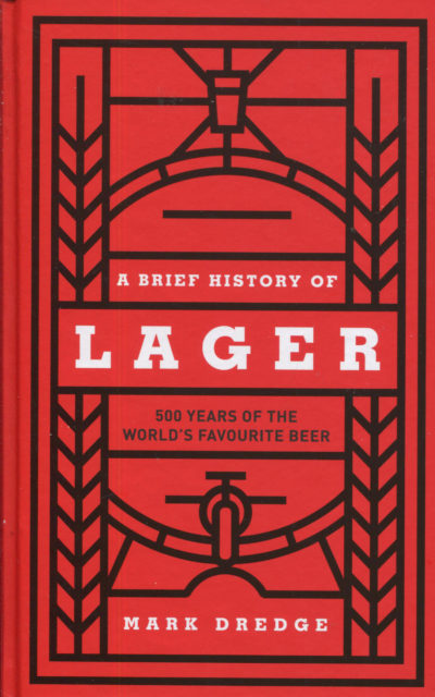 Cookbook Review: A Brief History of Lager