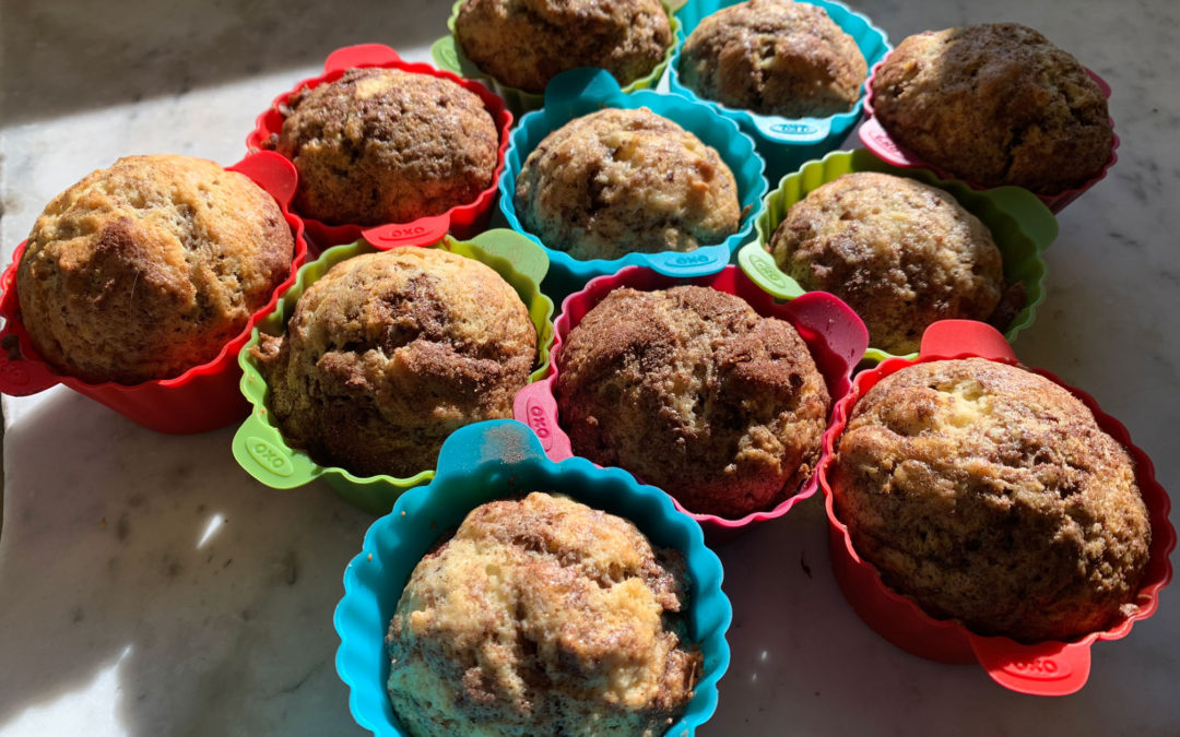 Best Cinnamon Muffin