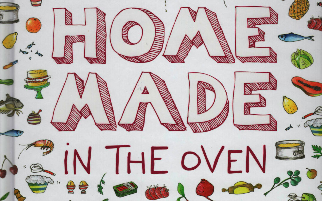 Cookbook Review: Home Made in the Oven by Yvette van Boven