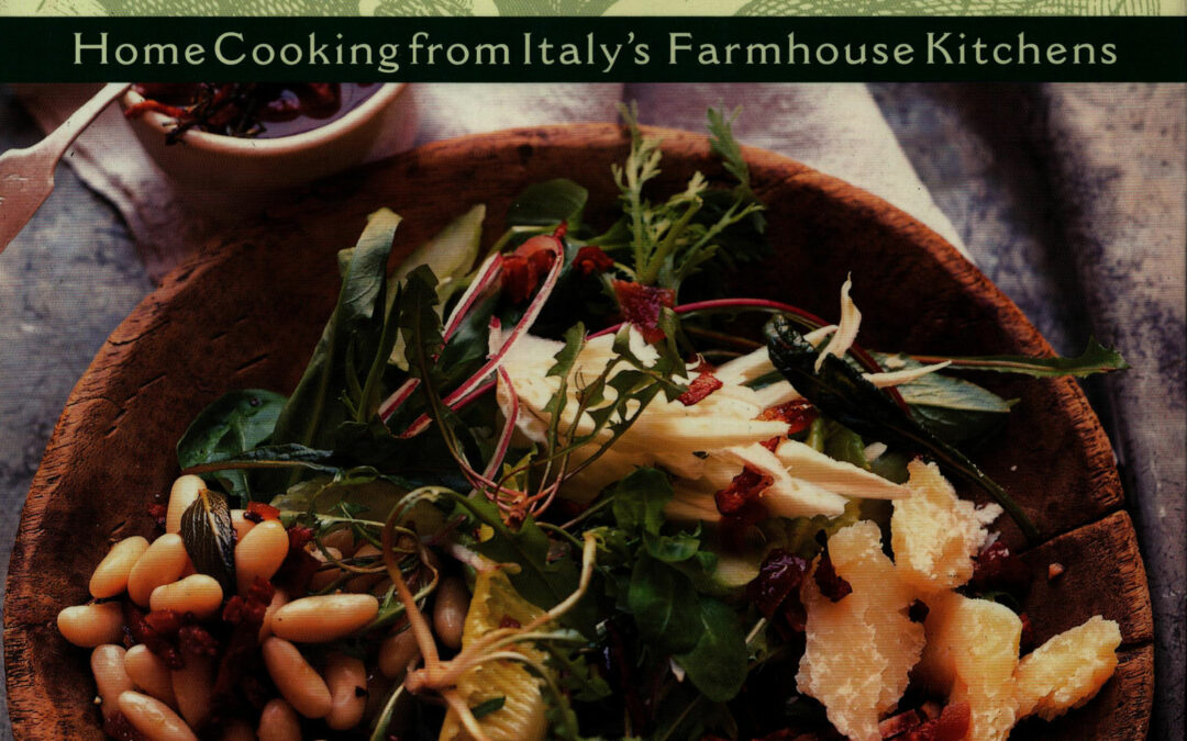 TBT Cookbook Review: The Italian Country Table by Lynne Rossetto Kasper [1999]