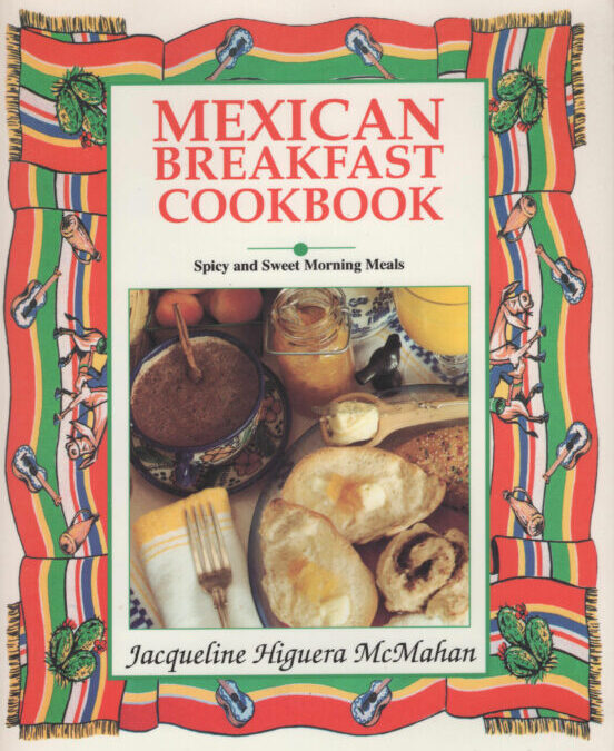 TBT Cookbook Review and a Recipe: Mexican Breakfast Cookbook and Orange Licuado