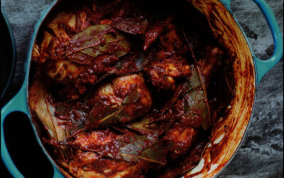 Chicken Barbacoa from Oaxaca